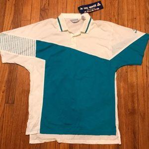 🐓Vintage Le Coq Sportiff Tennis Polo Shirt